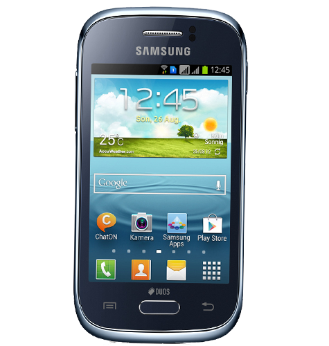 Samsung Galaxy Y Duos S6312