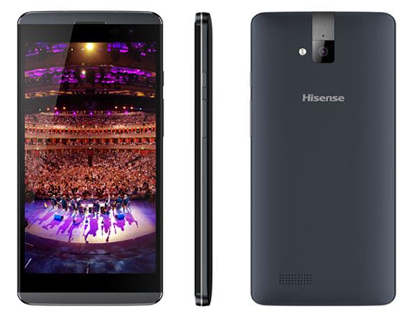 Hisense Pure1 Smartphone