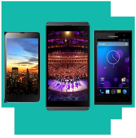 Hisense Prime 1 Smartphone