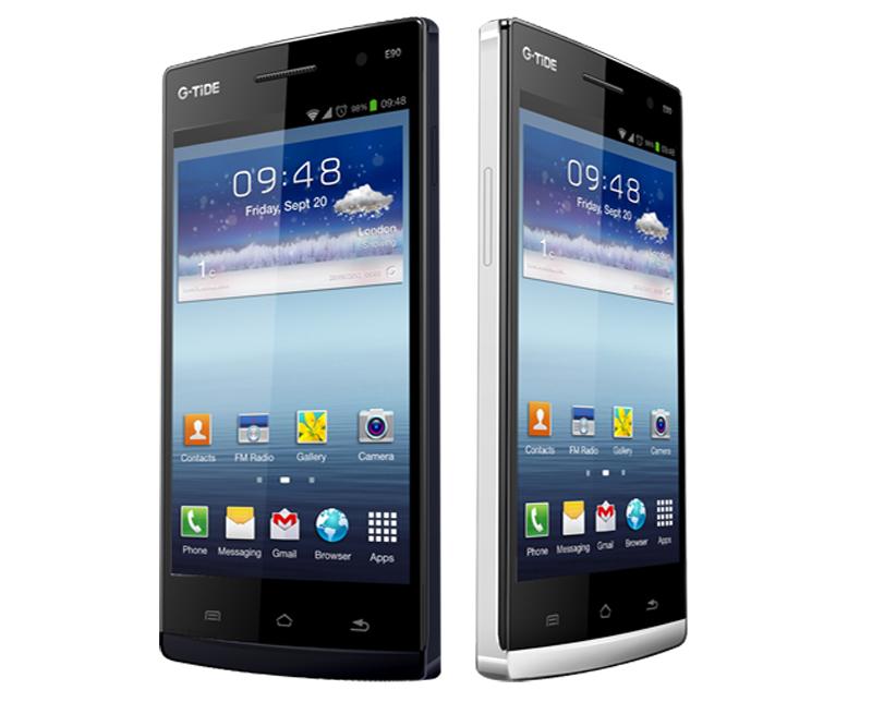G-Tide E75 Smartphone