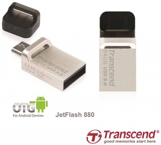 OTG Flash USB 8G 880 ®