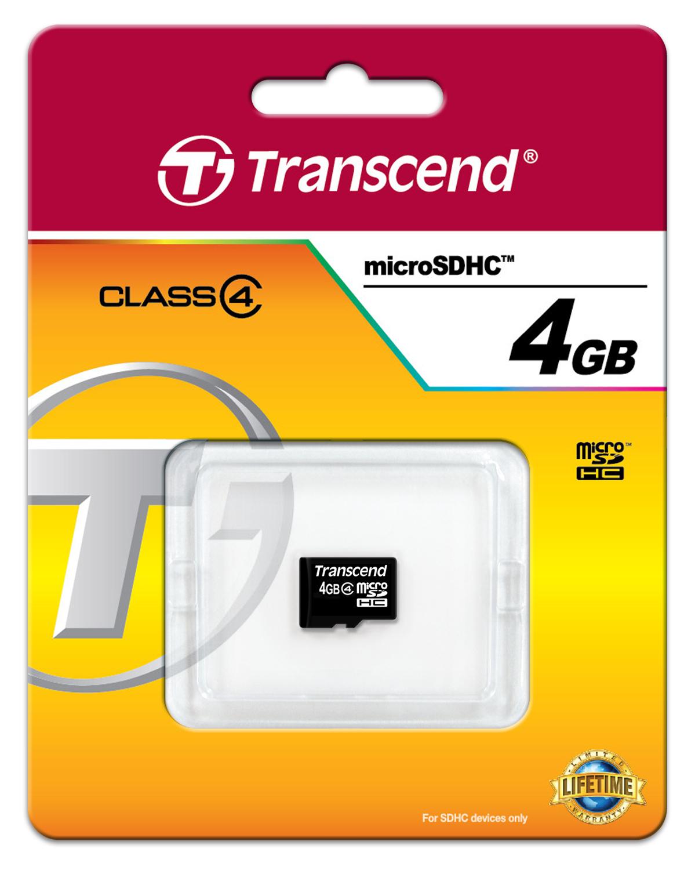 Memory Card 4GB  ®