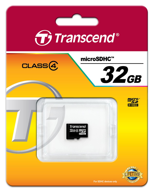 Memory Card 32GB  ®