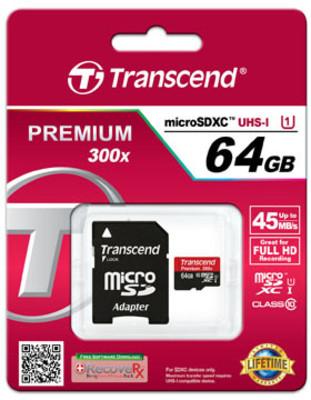 Memory Card 64GB  ®